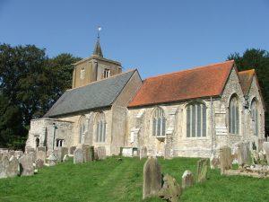 East Peckham Church