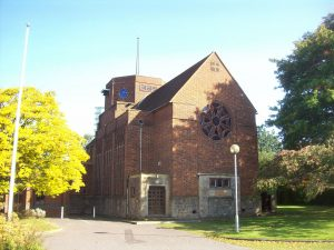 Paddock Wood church