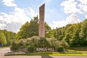 Kings Hill Sculpture in Kent